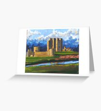 Trim Castle Greeting Card