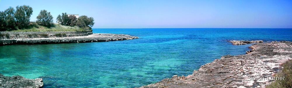Egnazia Bay by Simon Turner