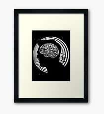 A Dimension Of The Mind Framed Print