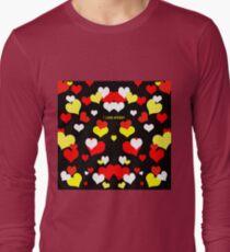 I Love Mickey Long Sleeve T-Shirt