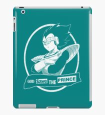 God Save The Prince iPad Case/Skin
