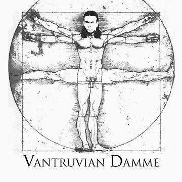 Vantruvian Damme von wysc