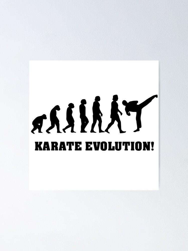 FREE Personalised Name KIDS Karate Martial Arts T Shirt