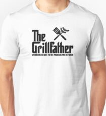 The Grillfather (fra) Unisex T-Shirt