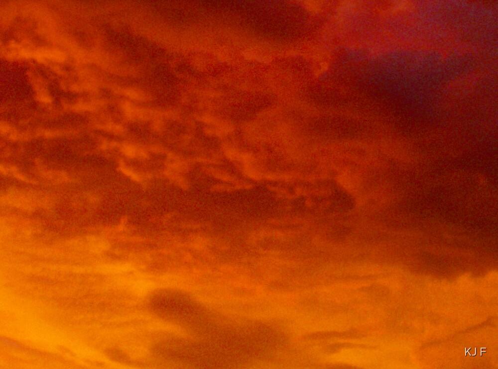 golden skys by KJ F