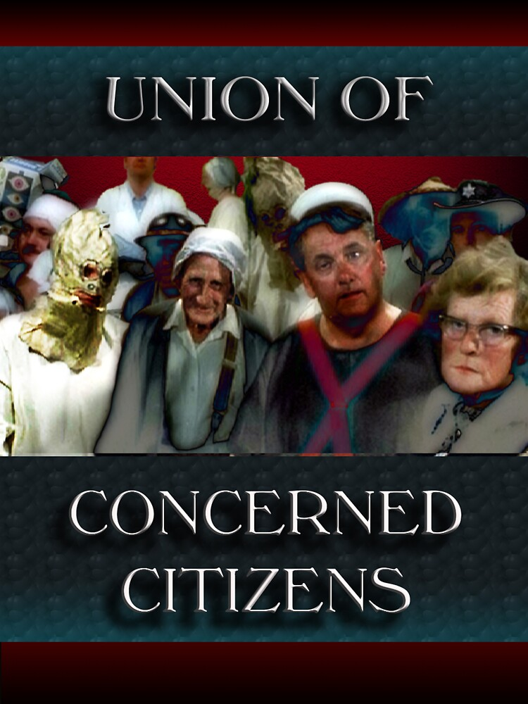 League of Concerned Citizens by stephenjacks58