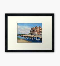 Blakeney Framed Print