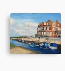Blakeney Canvas Print