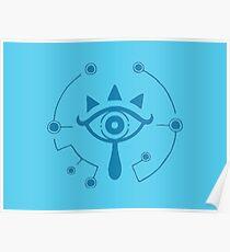sheikah eye Poster