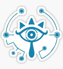 sheikah eye Sticker