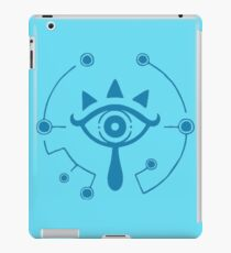 sheikah eye iPad Case/Skin