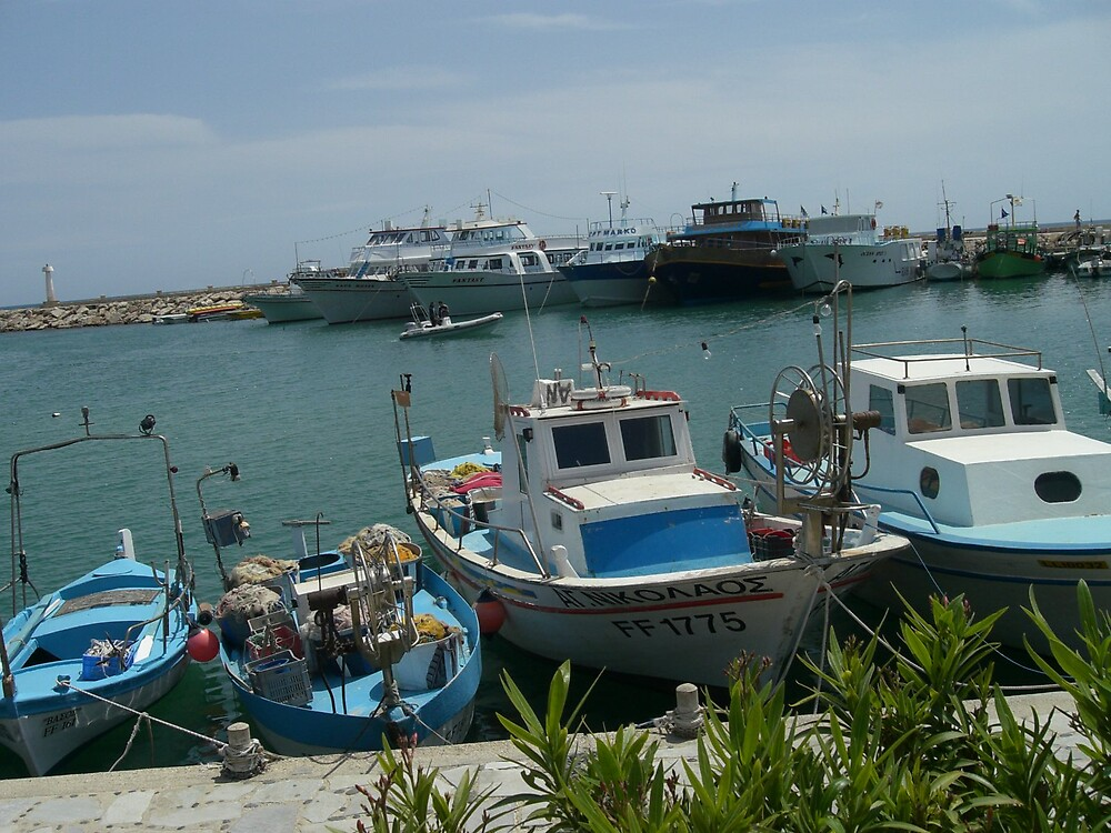 Cyprus by Deeful