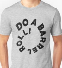 DO A BARREL ROLL! Unisex T-Shirt
