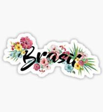 brasil logo Sticker