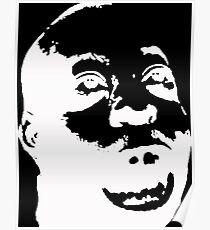 Beetlejuice - Lester Grün - Howard Stern Show Poster