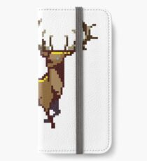 Pixel Stag (Individual) iPhone Wallet/Case/Skin
