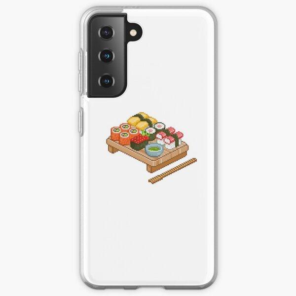 Pixel Sushi Samsung Galaxy Soft Case