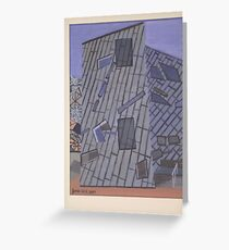 Federation Square Greeting Card