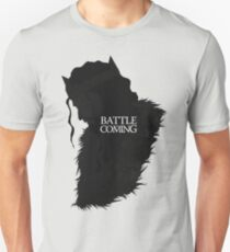 The Battle is Coming T-Shirt