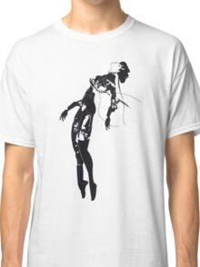 undone robot girl Classic T-Shirt