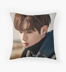 GOT7 FLIGHT ARIVAL MARK Throw Pillow
