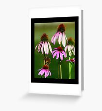 flower 42 Greeting Card