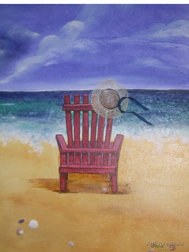 Life's A Beach! by ArtExpressions