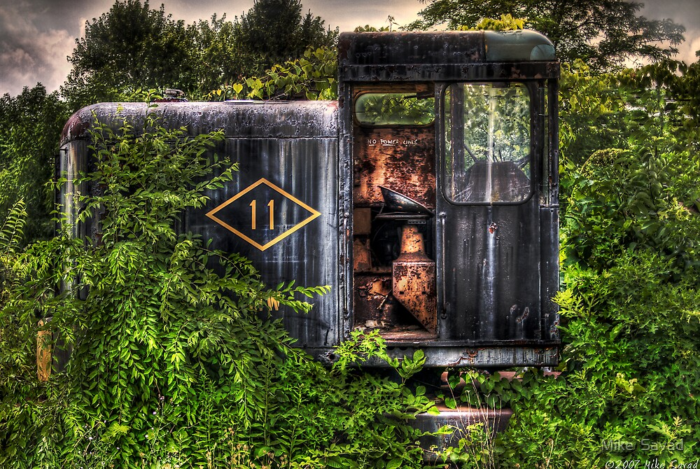Train Number 11 by Michael Savad