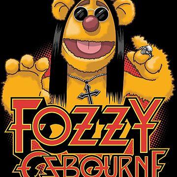 Fozzy Osbourne by restartaggain