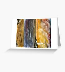 Oil Lighthouse Greeting Card