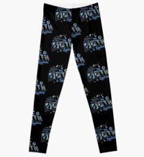 Greetings From Hoth Leggings