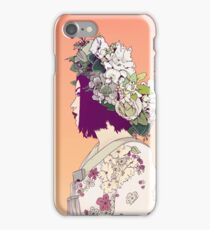 Geisha Under the Sun iPhone Case/Skin