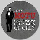 Robert Pattinson - MOTU by imaginadesigns