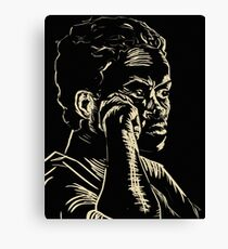 German Expressionism Revived Canvas Print