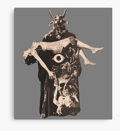 Devil's Bride Canvas Print
