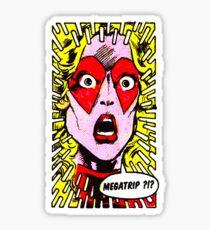 Mari Megatrip Sticker