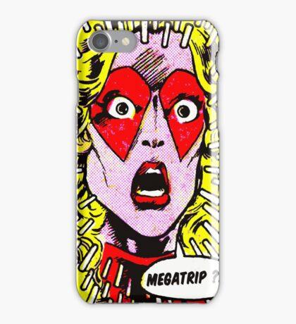 Mari Megatrip iPhone Case/Skin