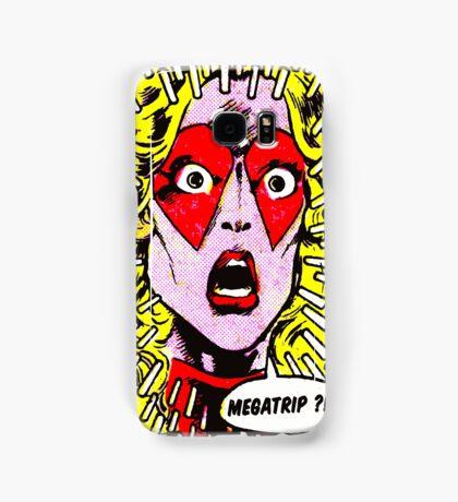 Mari Megatrip Samsung Galaxy Case/Skin