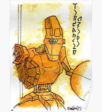 Dwemer Centurion Poster