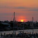 Sunset by Sam Hanie