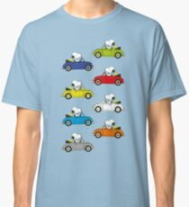 SNOOPY CARS Classic T-Shirt