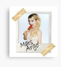 Mars Argo #1 Canvas Print