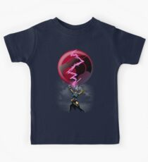 EPIC THUNDER SWORD SCENE Kids Tee