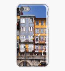 Altstadtviertel Ribeira iPhone Case/Skin