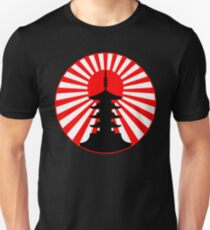 The Rising Sun Temple Unisex T-Shirt