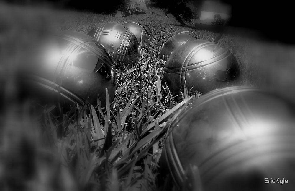 STEEL GREY by EricKyle