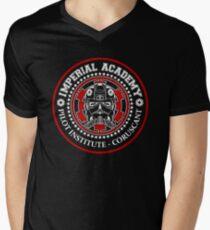 Pilot Institute Men's V-Neck T-Shirt