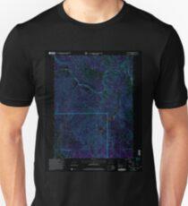 USGS TOPO Map Colorado CO Hyannis Peak 233361 2000 24000 Inverted T-Shirt
