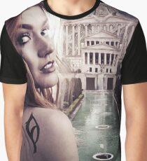 Shadowhunters - Clary and Idris Graphic T-Shirt