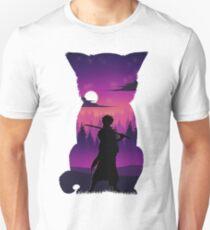 Gintoki Silhouette Unisex T-Shirt